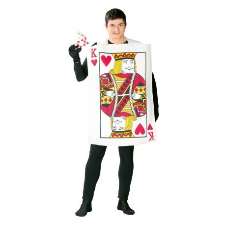 Disfraz Rey de Corazones Tienda de disfraces online - venta disfraces