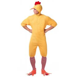 Disfraz de Pollito Amarillo