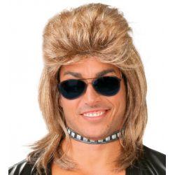 Peluca Hombre Rockero