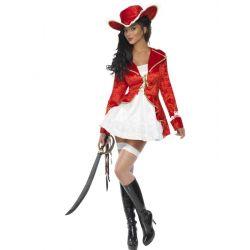 Disfraz mujer pirata sensual Tienda de disfraces online - venta disfraces