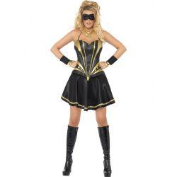 Disfraz Caballera Negra Sexy Tienda de disfraces online - venta disfraces