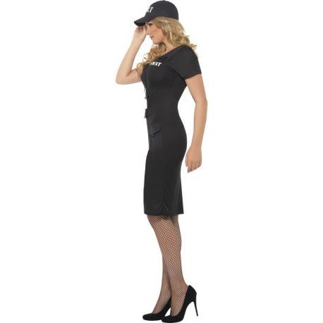 Disfraz Chica SWAT Sexy Tienda de disfraces online - venta disfraces