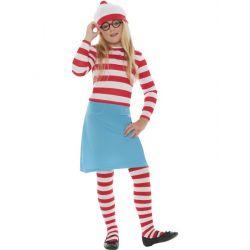 Disfraz infantil Wenda Wally Niña Tienda de disfraces online - venta disfraces