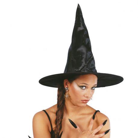 Sombrero Puntiagudo de Bruja Tienda de disfraces online - venta disfraces