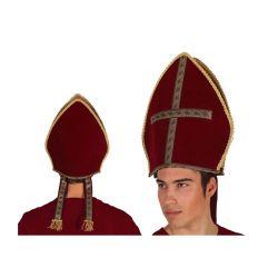 Mitra para Cardenal Tienda de disfraces online - venta disfraces