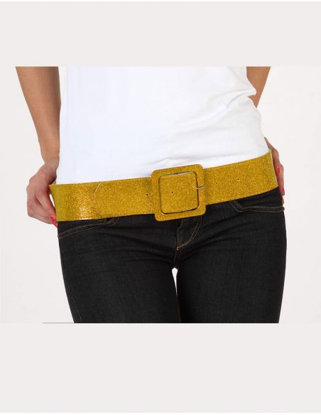 Cinturón Pop Brillante Tienda de disfraces online - venta disfraces