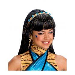 Peluca Cleo de Nile