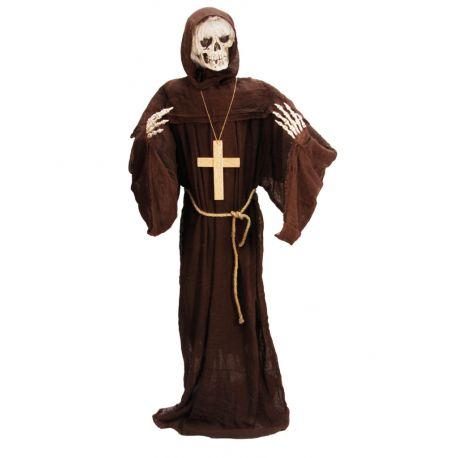 Esqueleto de Fraile de pie  Tienda de disfraces online - venta disfraces