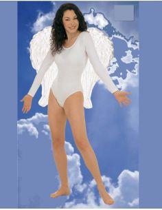 Alas de Ángel blancas