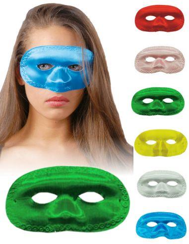 Antifaz Colores en Seda Tienda de disfraces online - venta disfraces