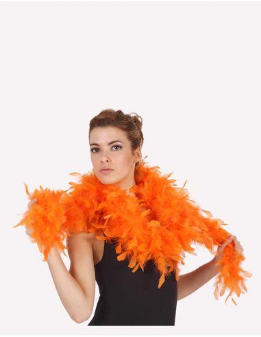 Boa Naranja Tienda de disfraces online - venta disfraces