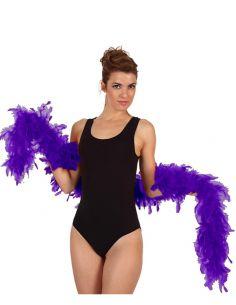 Boa Morada Tienda de disfraces online - venta disfraces