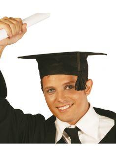 Sombrero o Birrete Graduado Tienda de disfraces online - venta disfraces