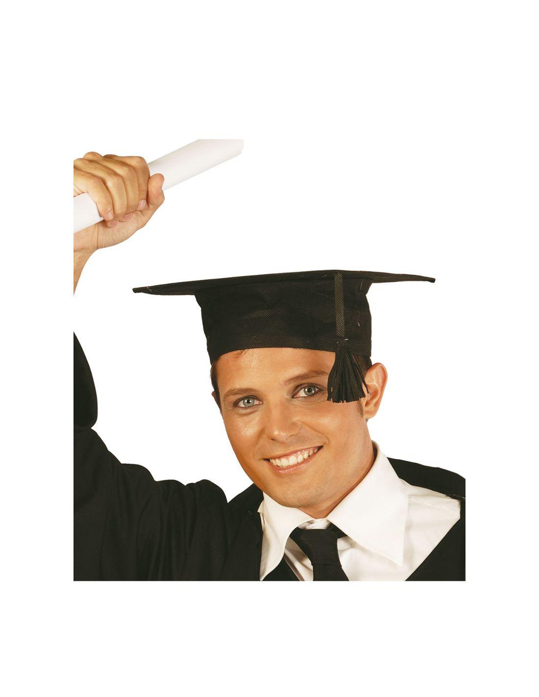 Sombrero o Birrete Graduado  cdd212f5ed4