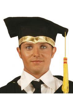 Birrete Graduado  Tienda de disfraces online - venta disfraces