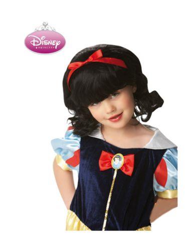 Peluca Blancanieves infantil Tienda de disfraces online - venta disfraces