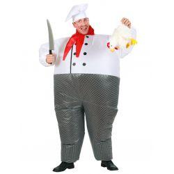 Disfraz Cocinero Hinchable