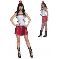 Disfraz Asistente de Lanzador de Cuchillos Tienda de disfraces online - venta disfraces