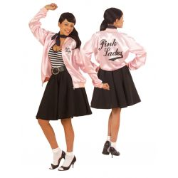 Chaqueta de Pink Ladies