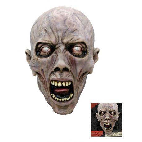Máscara Scream Zombie World War Z