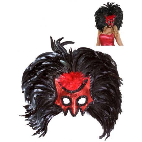 Mascara de Diablo Tienda de disfraces online - venta disfraces