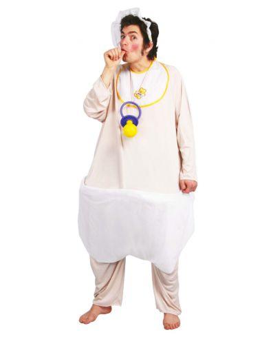 Disfraz Bebe pañal para hombre Tienda de disfraces online - venta disfraces