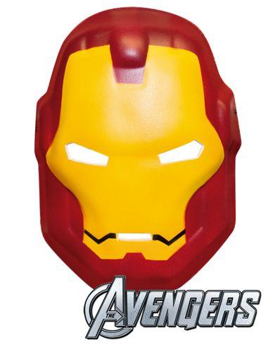 Mascara Iron Man Tienda de disfraces online - venta disfraces