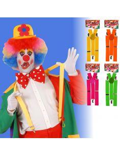 Tirantes de 4 colores Tienda de disfraces online - venta disfraces