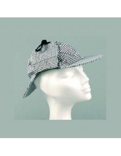 Gorra Sherlock Tienda de disfraces online - venta disfraces