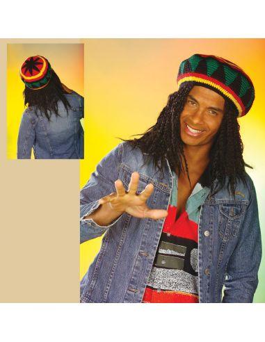 Gorra Jamaicana Reggae Tienda de disfraces online - venta disfraces