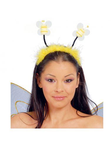 Diadema Antenas de Abeja Tienda de disfraces online - venta disfraces
