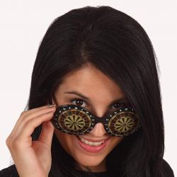 Gafas Diana de Dardos Tienda de disfraces online - venta disfraces