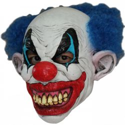 Mascara Puddles the Clown de Latex