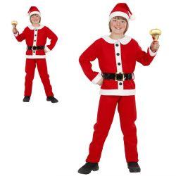 Disfraz Papa Noel Infantil