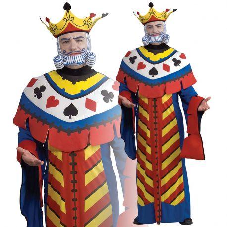 Disfraz Rey de Póker Tienda de disfraces online - venta disfraces
