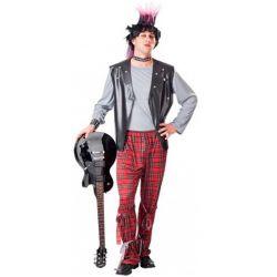 Disfraz Rockero Punky
