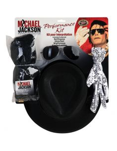 Kit Michael Jackson Tienda de disfraces online - venta disfraces