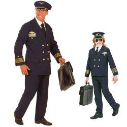 Disfraz de Piloto de Avión adulto Tienda de disfraces online - venta disfraces