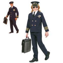 Disfraz de Piloto de Avión infantil Tienda de disfraces online - venta disfraces