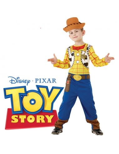 Disfraz Woody de Toy Story