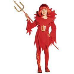 Disfraz de Diablesa infantil Tienda de disfraces online - venta disfraces