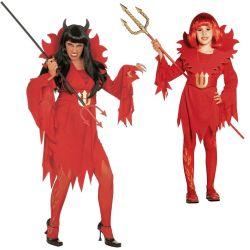 Disfraz de Diablesa Talla XXL
