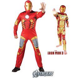 Disfraz de Iron Man para adulto Tienda de disfraces online - venta disfraces