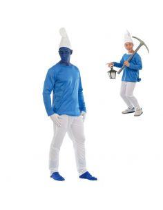 Disfraz Pitufo para hombre Tienda de disfraces online - venta disfraces