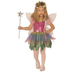 Disfraz Hada del Arco Iris infantil
