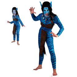 Disfraz Guerrera Jungla Avatar para mujer Tienda de disfraces online - venta disfraces