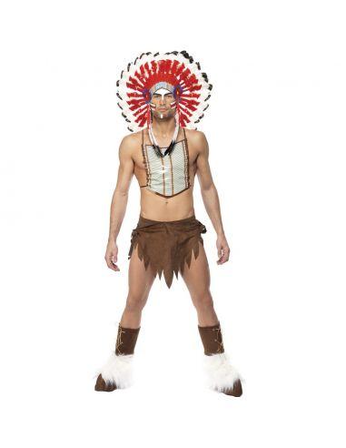 Disfraz de Indio Village People para hombre Tienda de disfraces online - venta disfraces