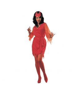 Disfraz de Diablesa Roja para mujer Tienda de disfraces online - venta disfraces