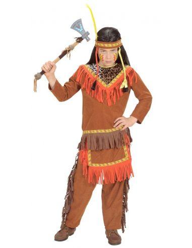 Disfraz Indio para niño Tienda de disfraces online - venta disfraces