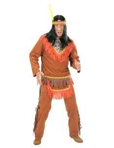 Disfraz de Indio Sioux Talla XL Tienda de disfraces online - venta disfraces
